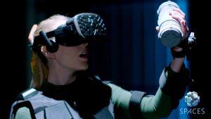 Multi-Sensory Virtual Reality 2