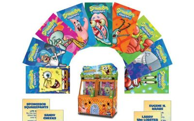 SpongeBob Pineapple Arcade Gets New Collectable Trading Cards