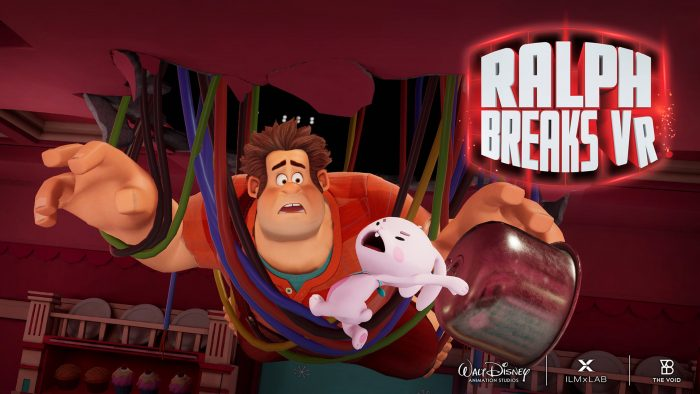 Ralph Breaks VR is now at 8 VOID locations