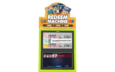 'Redeem Machine' – New Self-Service Redemption Kiosk by Andamiro USA
