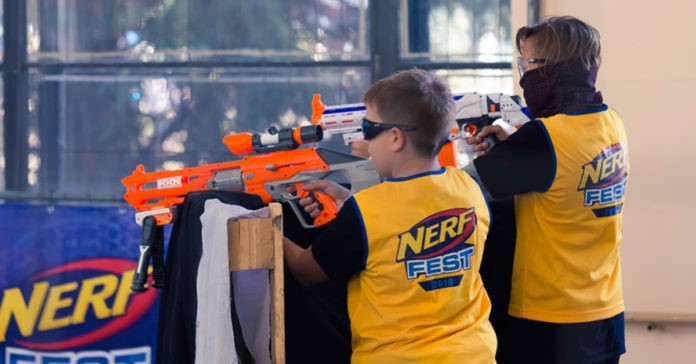 Kingsmen & Hasbro plan Nerf FECs in US and Asia Pacific