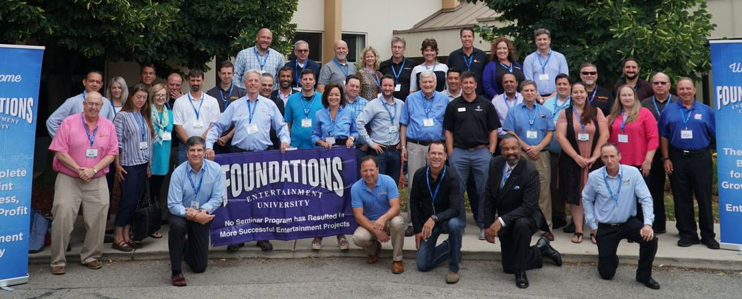 Don't Miss Foundations Entertainment University Dallas Oct 15-17 – Scholarships Available