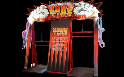 Bob's Space Racers 'Hang Time' is a Real Challenge