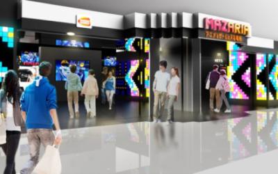 Bandai Namco Opens New Immersive 'Mazaria' VR Venue in Tokyo