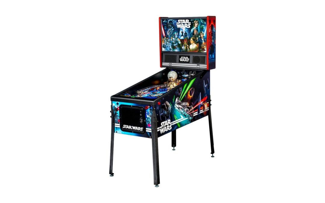 Stern Pinball's New Star Wars Pin Has Arrived to Earth's Atmosphere – Landing Soon!