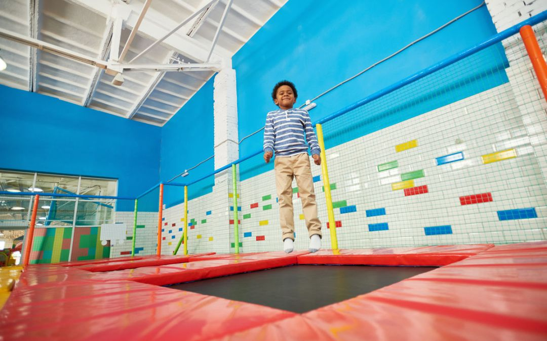 Roller Study shows Average Trampoline Park Jumper is Age 9 – Averages can be Misunderstood
