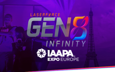 Laserforce Gen 8 Infinity Laser Tag is announced for Laser Zone in Mainz Germany