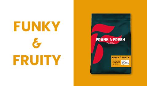 Funky & Fruity verpakking en naam