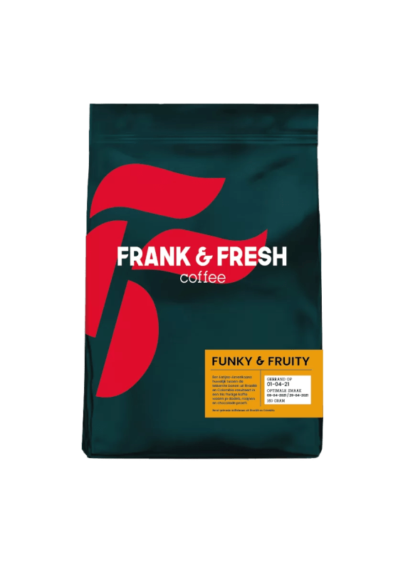 Funky & Fruity Verpakking