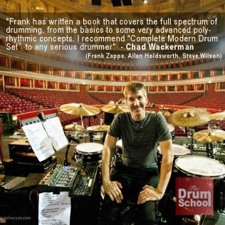 Wackerman-Drumschool