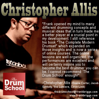 Allis-Drumschool-master