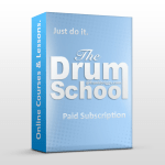 Drum School Subscription