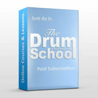 Drum School Subscription