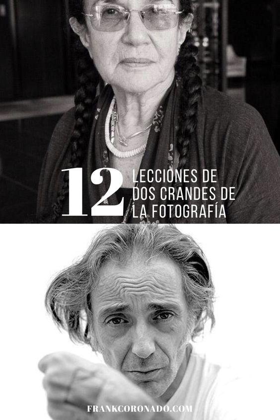 consejos maestros fotografía