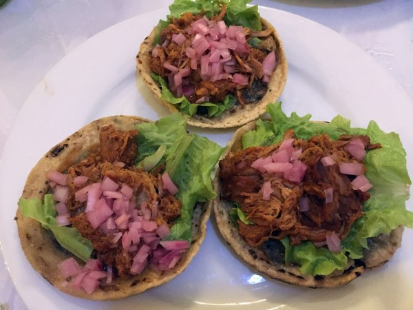 panuchos comida yucateca la chaya maya