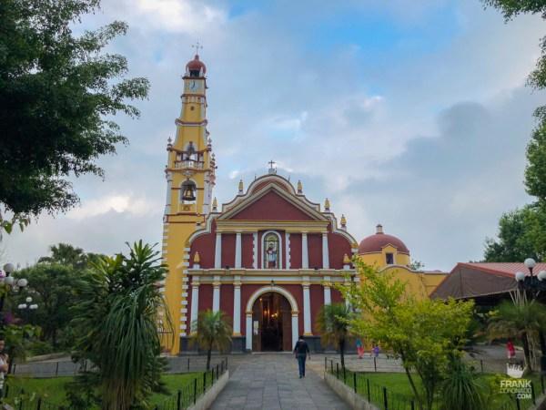 iglesia de san jeronimo en coatepec veracruz