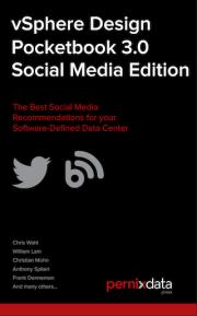 vSphere Design Pocketbook 3 cover