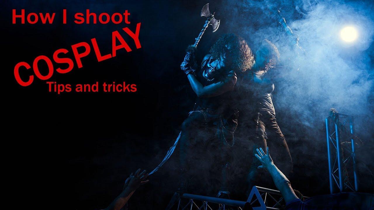 How We Shoot Cosplay Tips And Tricks Btcd June 16 2018 Frank Doorhof