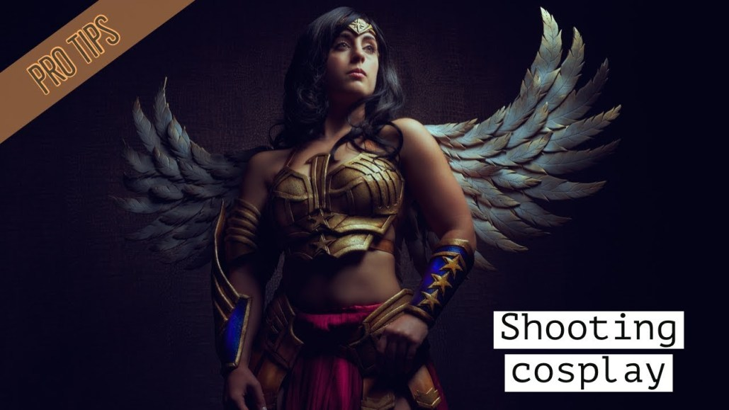 Pro Tips : how to photograph Cosplay