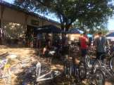 FrankenBike Austin # 144: SUNDAY, July 30, 2017, Monkey Wrench Bikes