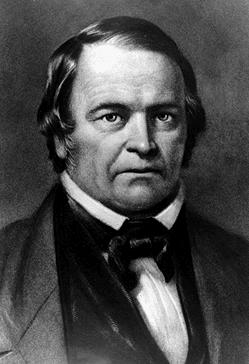 William Miller (1782 - 1849). He had trustworthy sideburns.