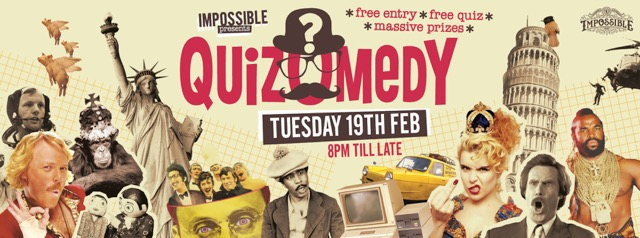 Professional Quiz nights in Manchester and the North West