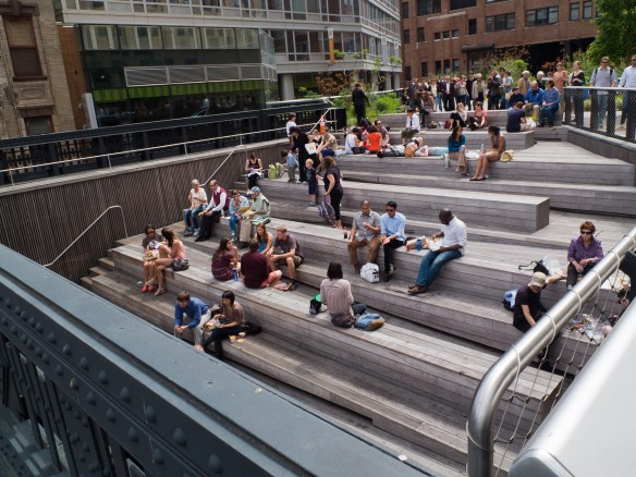 The Highline, New York City