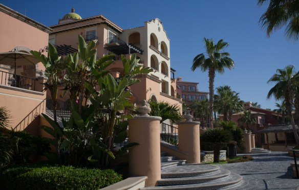 The Sheraton Hacienda Del Mar.