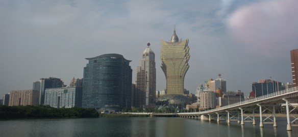 Casinos have been a part of Macao since the 1800's when gambling became legal.