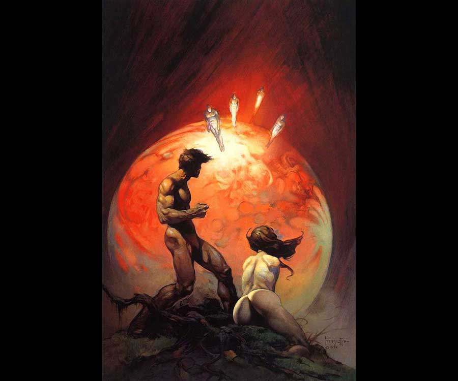 https://i2.wp.com/frankfrazetta.net/images/Frank%20Frazetta-Invaders.jpg