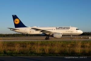 D-AIBJ Lufthansa Airbus A319-112 | MSN 5293