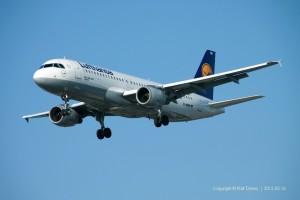 D-AIQN Lufthansa Airbus A320-211 | MSN 269