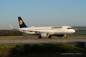 D-AIUB Lufthansa Airbus A320-214 | MSN 5972