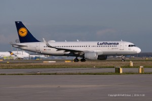 D-AIUN Lufthansa Airbus A320-214 | MSN 6549