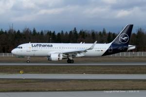 D-AIWH Lufthansa A320-214 | MSN 8911 | Gummersbach