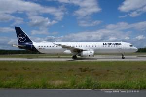 D-AIRY Lufthansa A321-211 | MSN 901