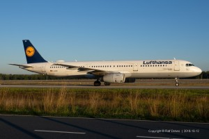 D-AISO Lufthansa A321-231 | MSN 3625