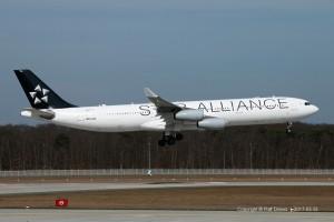 D-AIFA Lufthansa Airbus A340-313 | MSN 352