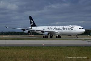 D-AIFF Lufthansa Airbus A340-313 | MSN 447