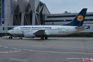 D-ABIJ Lufthansa Boeing 737-530 | ln 2151