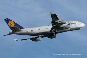 D-ABVT Lufthansa Boeing 747-430 | ln 1110