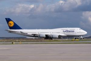 D-ABTL Lufthansa Boeing 747-430 | ln 1299