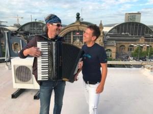 Stephan und Bernhard Hahn
