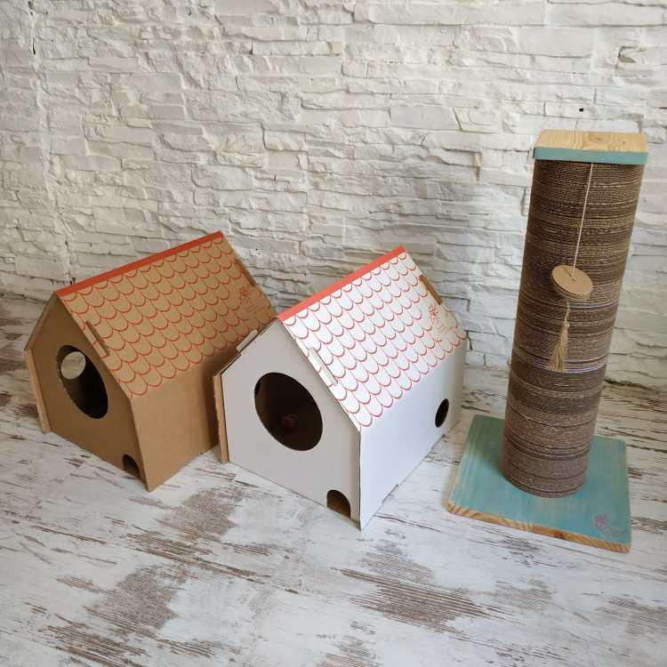 Productos de Frankie's Cat house