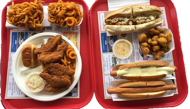 Frankies Family Restaurant Hot Dogs Burgers Seafood Much More