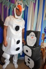 Olaf meets Olaf