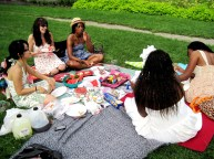 Tea Party Picnic