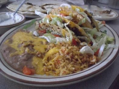 Martin's Capitol Cafe Tacos