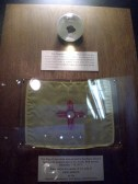 NM Flag & Taurus Littrow Valley of the Moon Rock