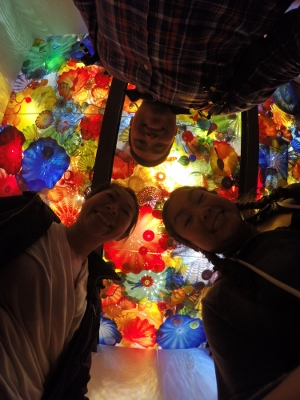 Chihuly Garden And Glass Exhibit Seattle